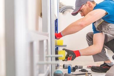 Réparation des appareils sanitaires