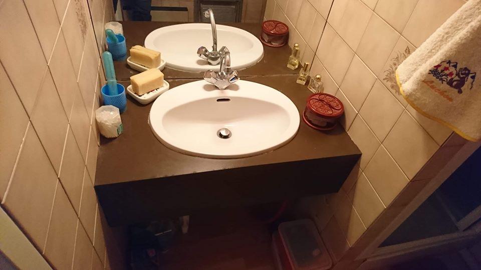 Rénovation de salle d'eau à Luchon