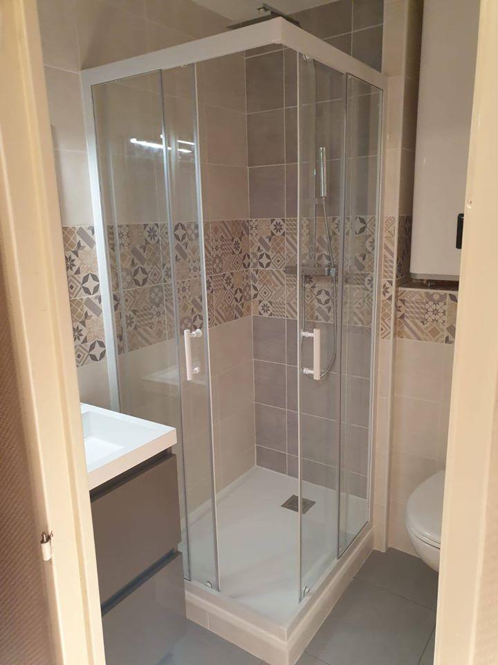 Rénovation salle de bain à Luchon